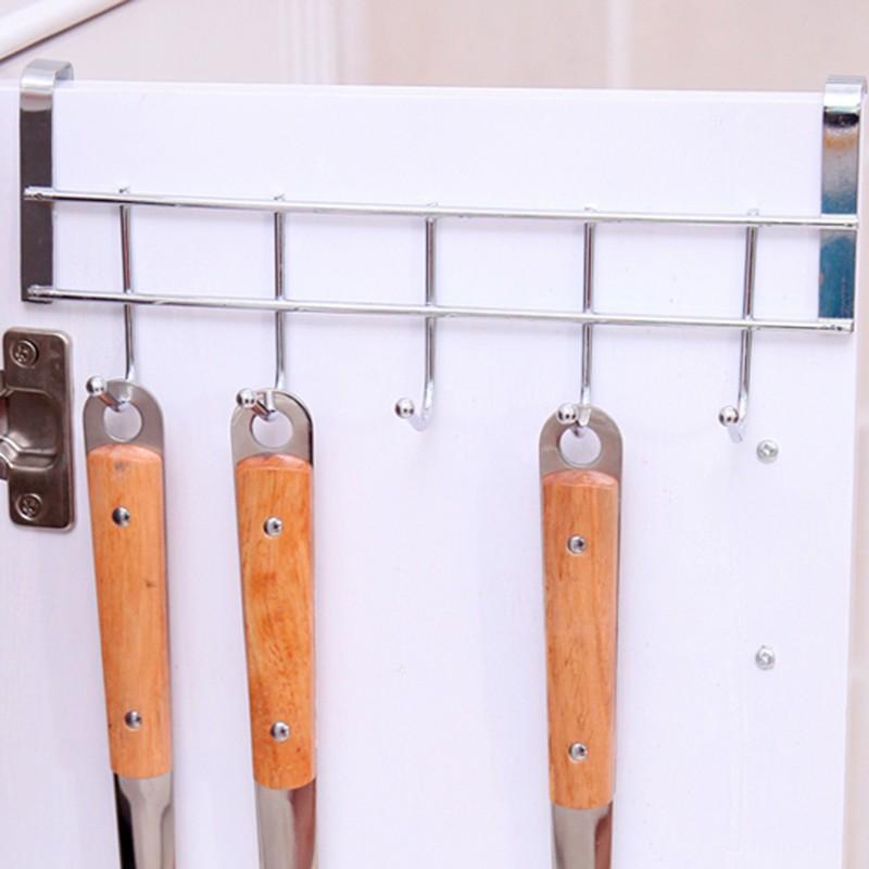 Combo 2 móc treo cửa bằng inox