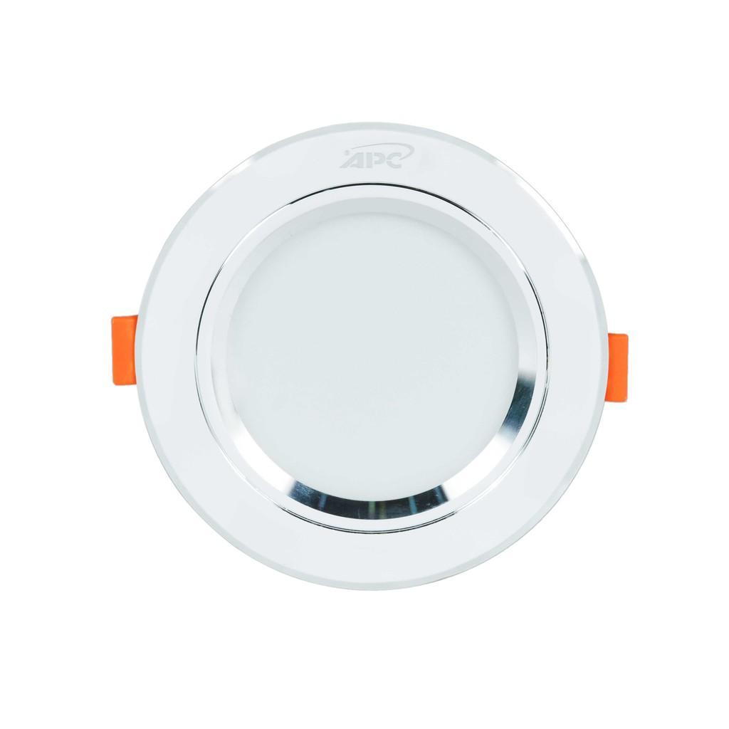 Bóng đèn LED âm trần đế đúc 9W