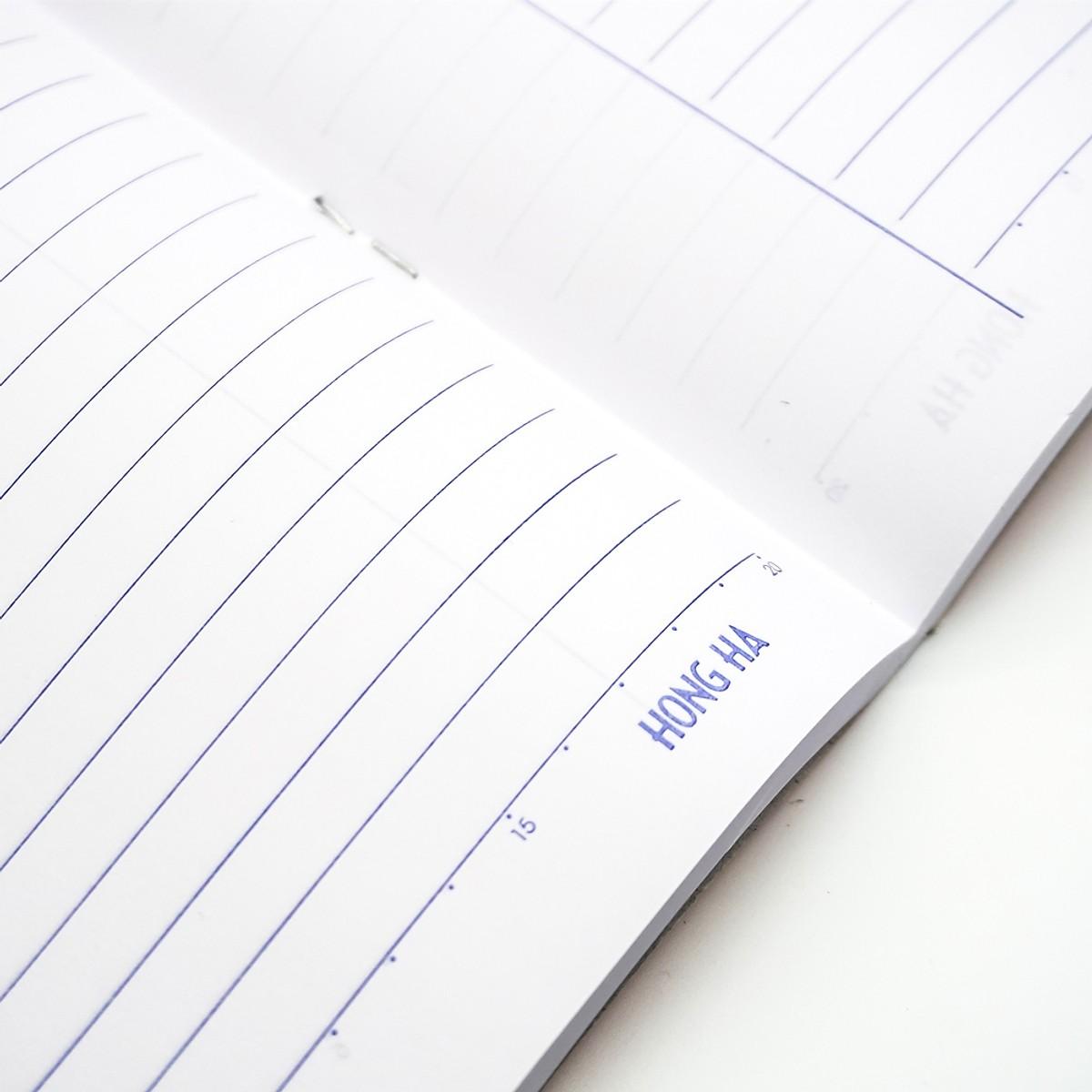 Combo 10 quyển vở kẻ ngang 120 trang Friendship 1088 (màu ngẫu nhiên)