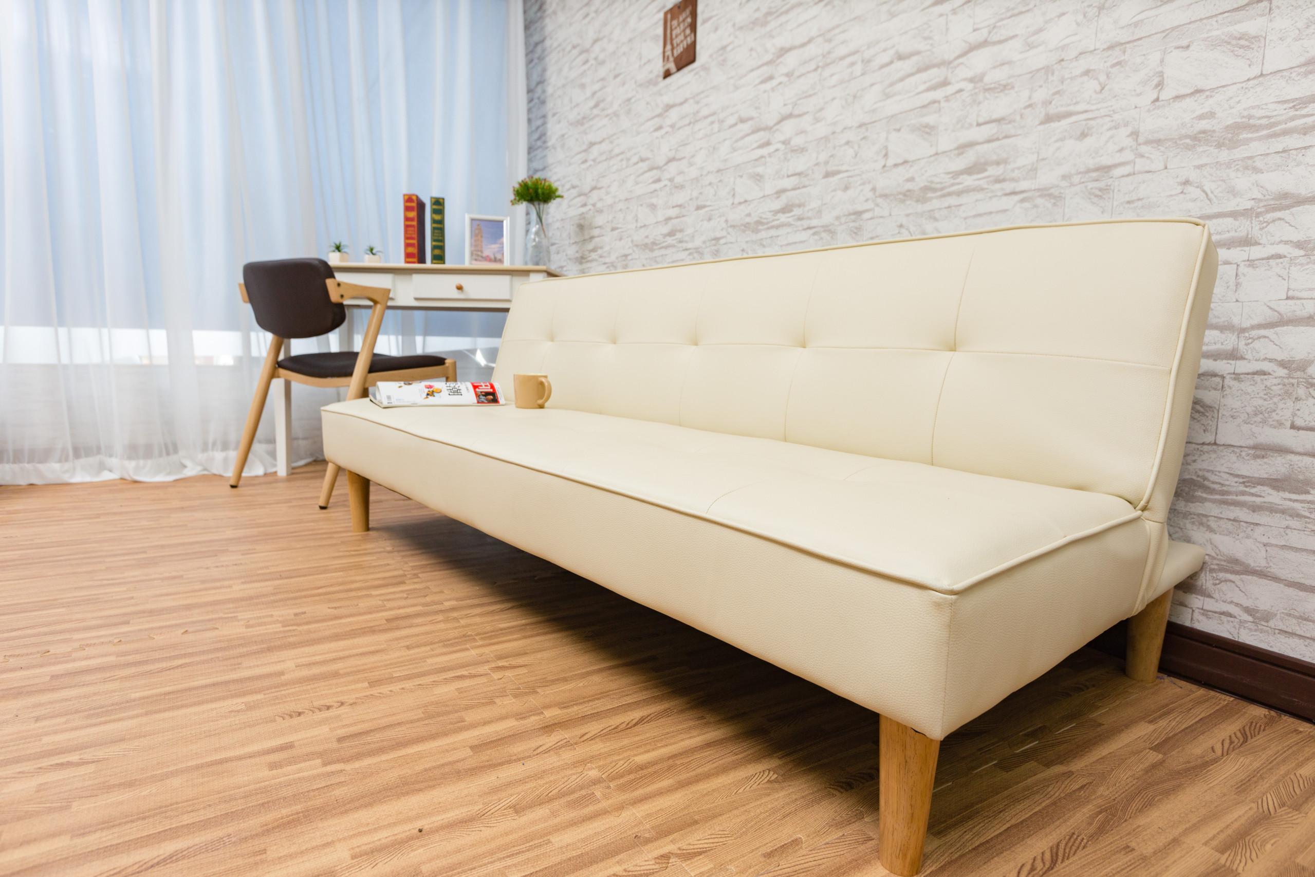 Sofa giường đa năng 2017D (Trắng)