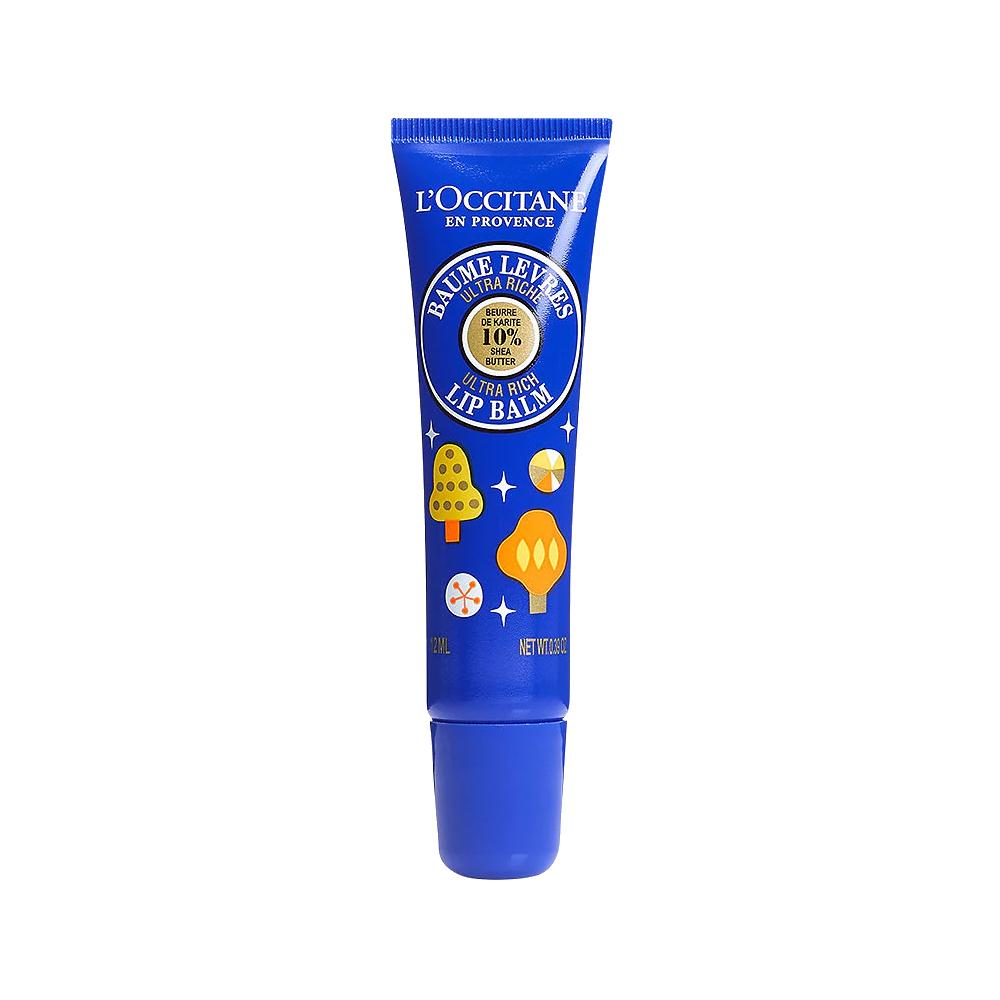 Son dưỡng môi L'occitane siêu dưỡng ẩm Bơ đậu mỡ (12ml) / L'occitane Shea Butter Baume Levres Ultra Rich Lip Balm (12ml)