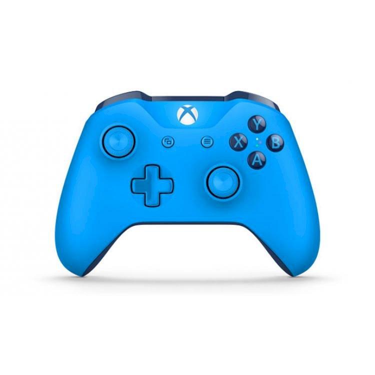 Tay Cầm Chơi Game Microsoft Xbox One S (Xanh Dương) - Hàng Nhập Khẩu