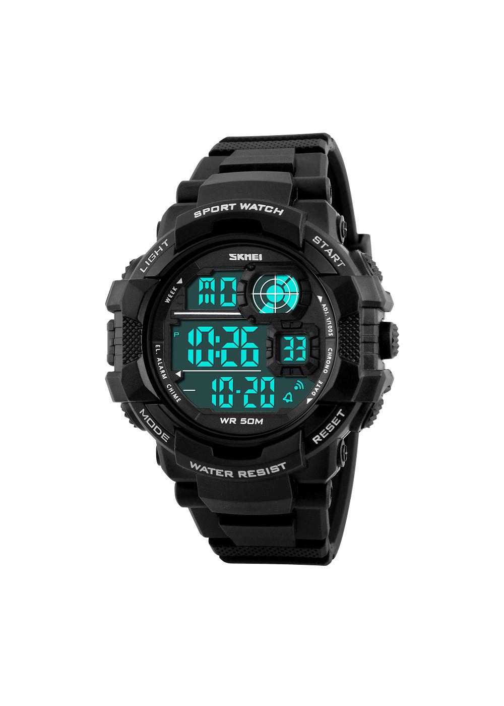 Đồng hồ đeo tay Skmei - 1118BK-Hàng Chính Hãng