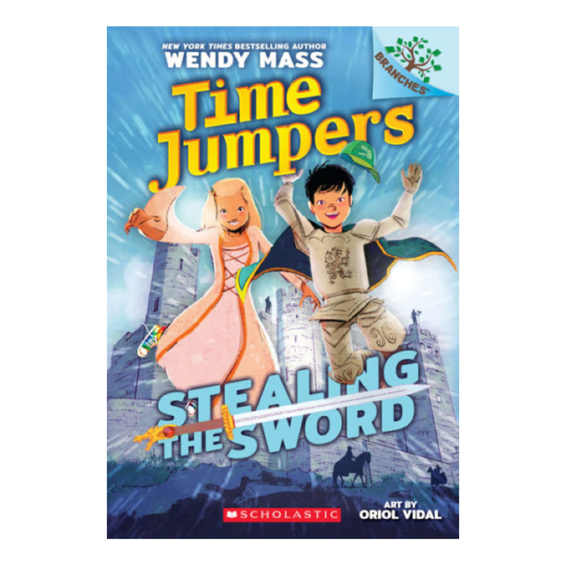 Time Jumpers Book 1: Stealing The Sword