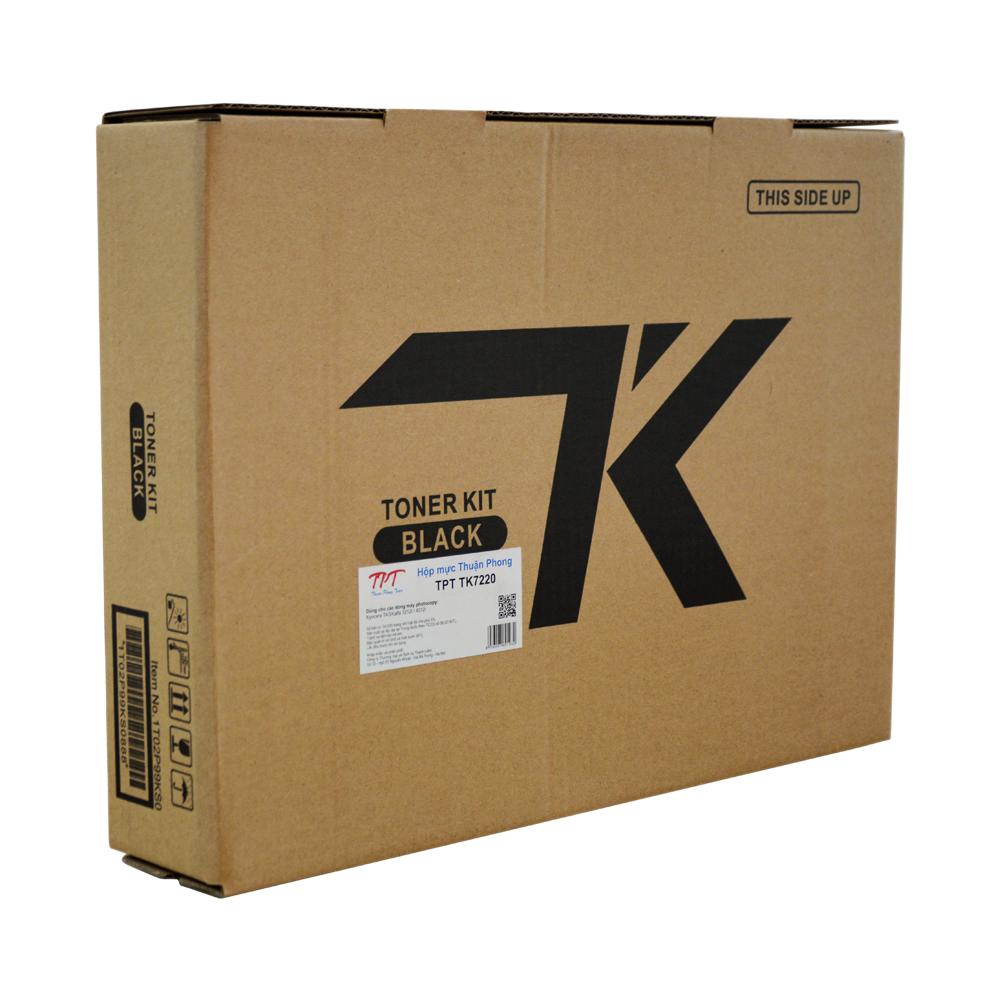 Hộp mực Thuận Phong TK-7220 dùng cho máy photocopy Kyocera TASKalfa 3212i / 4012i - Hàng Chính Hãng