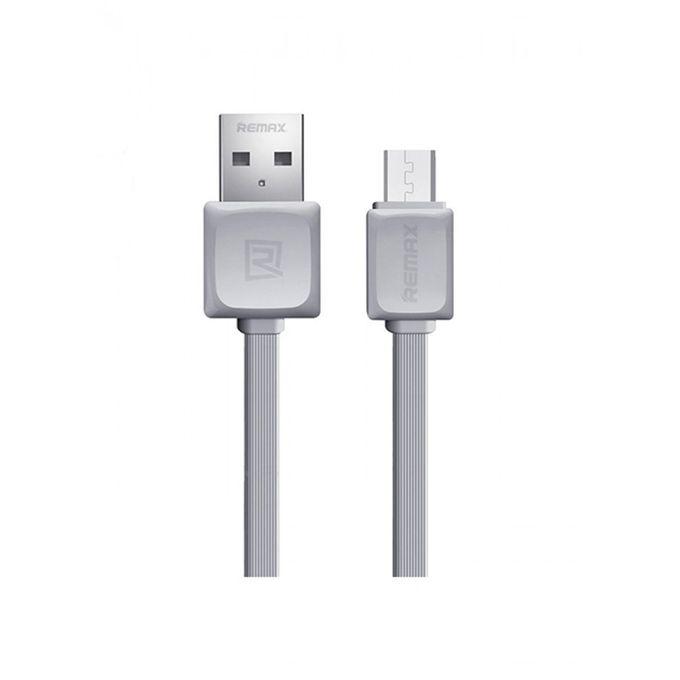 Cáp sạc Micro USB Remax RC - 008m hỗ trợ sạc nhanh dài 1m - Hàng Chính Hãng