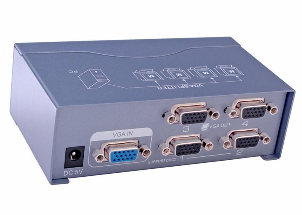 Bộ chia VGA 1->4