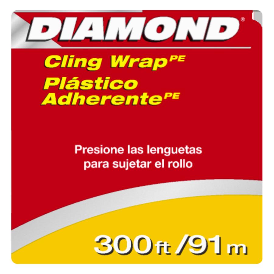 Màng Bọc Thực Phẩm Diamond (0.3 x 91 m)