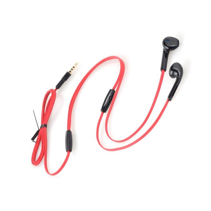 Tai nghe BYZ hỗ trợ micro jack cắm 3.5mm, tăng giảm Volume nhận cuộc gọi dài 1.2m ( có 2 màu ) - Hàng chính hãng