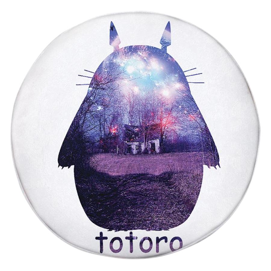 Gối Ôm Tròn Totoro - GOMA231