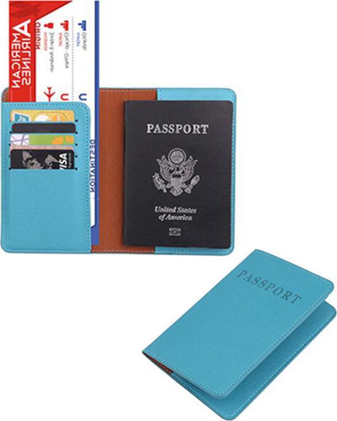 Bao da Hộ chiếu / Passport kiêm ví đựng thẻ