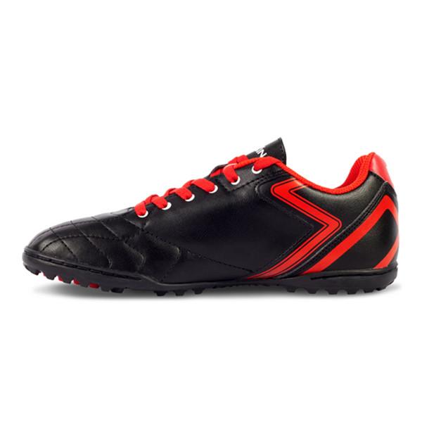 Giày đá bóng Prowin FX màu đen + tặng kèm tất bóng đá cao cổ