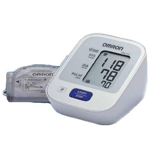 Máy đo huyết áp bắp tay OMRON HEM 7121 công nghệ Intellisense mới tự động hoàn toàn