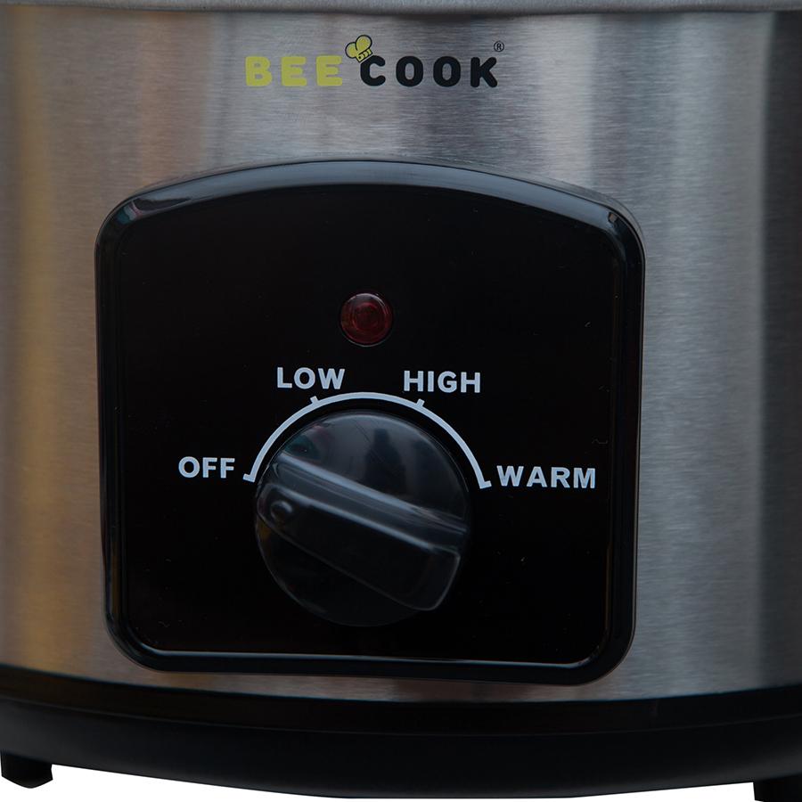 Nồi Nấu Cháo Đa Năng Beecook BC-15FC (1.5 Lít) - Hàng Chính Hãng