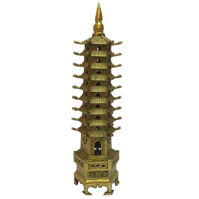 Tháp Văn Xương Đồng Vàng S1