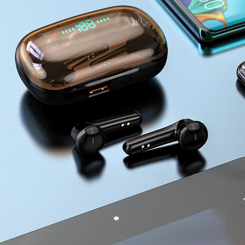 Tai Nghe nhét tai Bluetooth không dây True Wireless earbuds cảm ứng - Hàng chính hãng