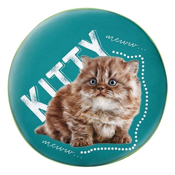 Gối Ôm Tròn Mèo Kitty GOAA069
