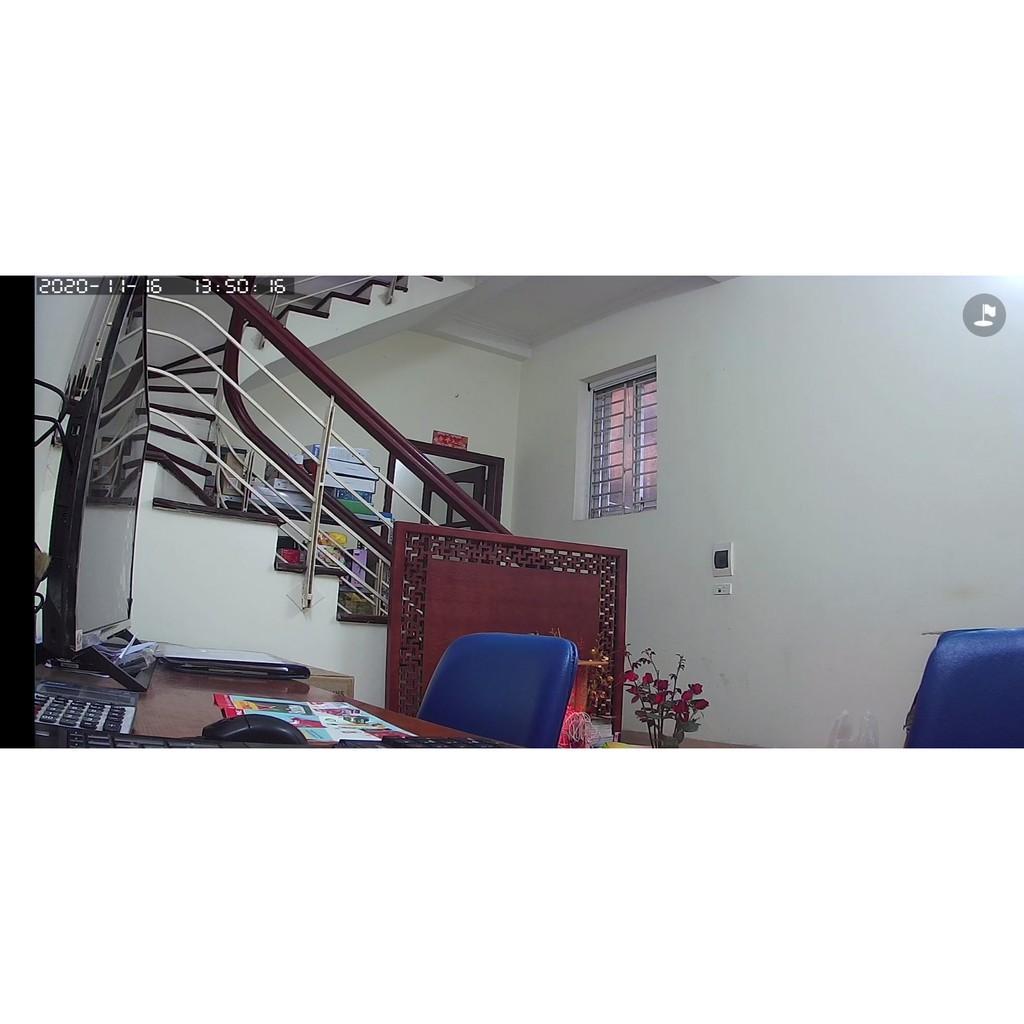 Camera wifi thông minh siêu nét, đàm thoại 2 chiều, bắt theo chuyển động - Hình con mèo đáng yêu