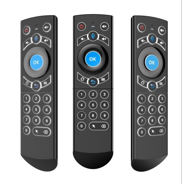 Chuột bay G21S - Hỗ trợ tìm kiếm giọng nói Smart Remote