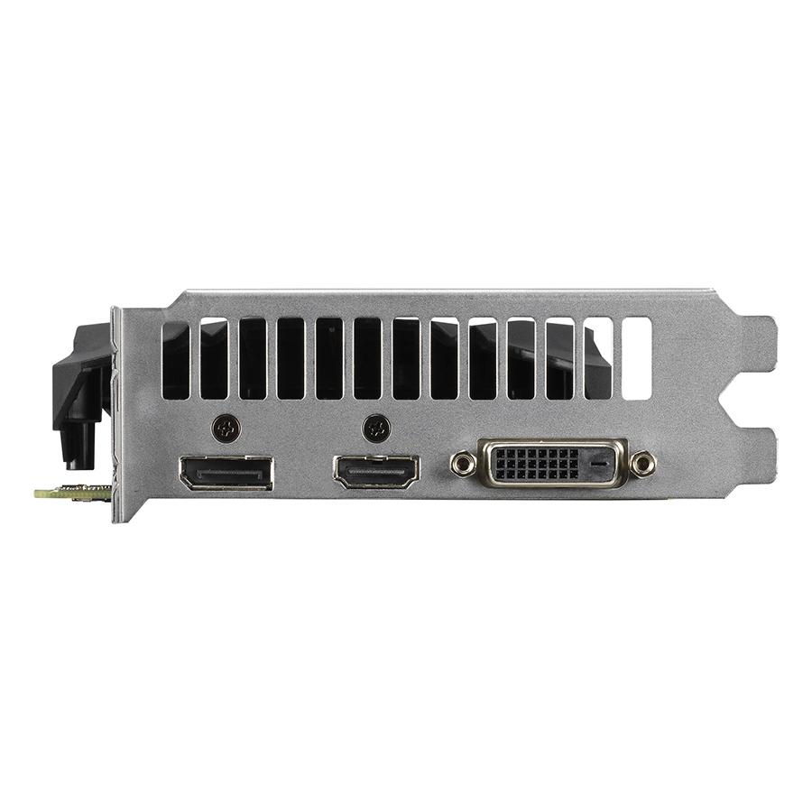 Card Màn Hình VGA ASUS PH-GTX1660-O6G GDDR5 6GB 192-bit - Hàng Chính Hãng