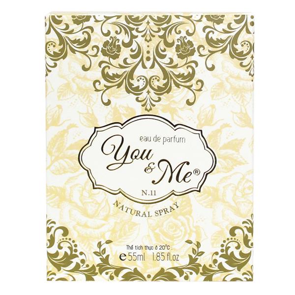 Nước Hoa Nữ You&Me N11 (55ml)