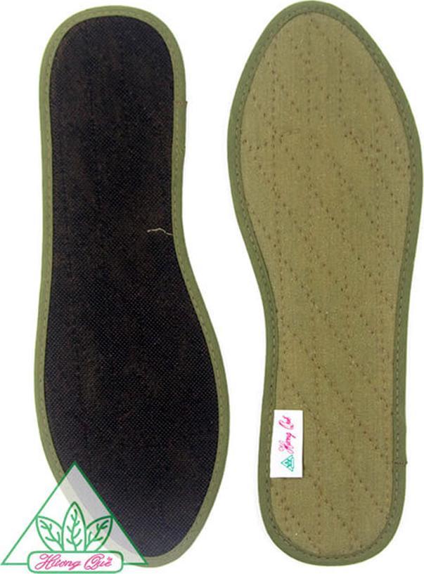 Combo 3 đôi lót giày quế khử mùi hôi chân, phòng cảm cúm, hút ẩm êm chân(CI-14, CI-13, CI-01) tốt cho sức khỏe - Màu khác nhau
