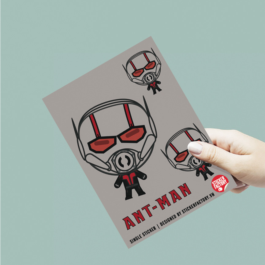 Người Kiến - Single Sticker hình dán lẻ