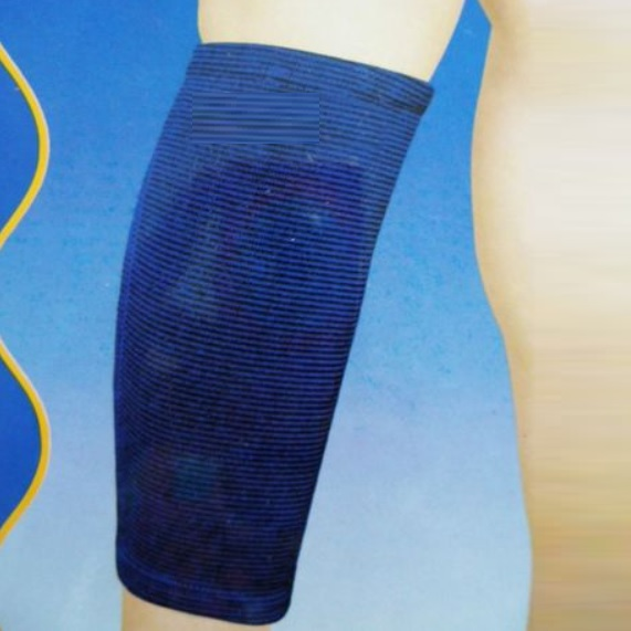 Băng bảo vệ bắp chân | Thể thao | Bóng đá | Bóng rổ - 2 cái [Tặng dây cột tóc hoa mặt trời]