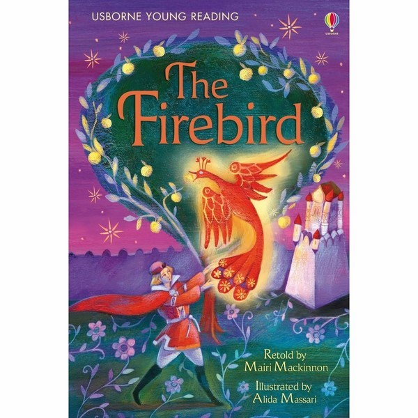 Usborne Young Reading Series Two: The Firebird