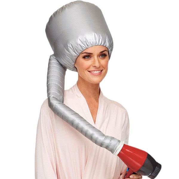 Mũ hấp tóc, sấy tóc chùm đầu dùng máy sấy - Màu ngẫu nhiên