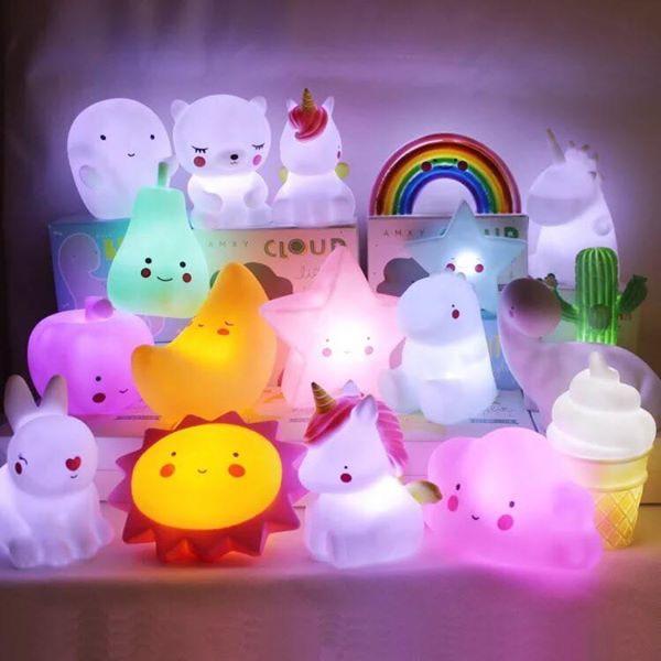 Đèn ngủ hình dễ thương