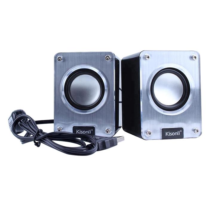 Loa Vi Tính 2.0 Kisonli K200 - Hàng Nhập Khẩu