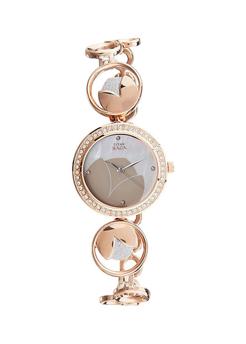 Đồng hồ đeo tay hiệu Titan 2539KM01