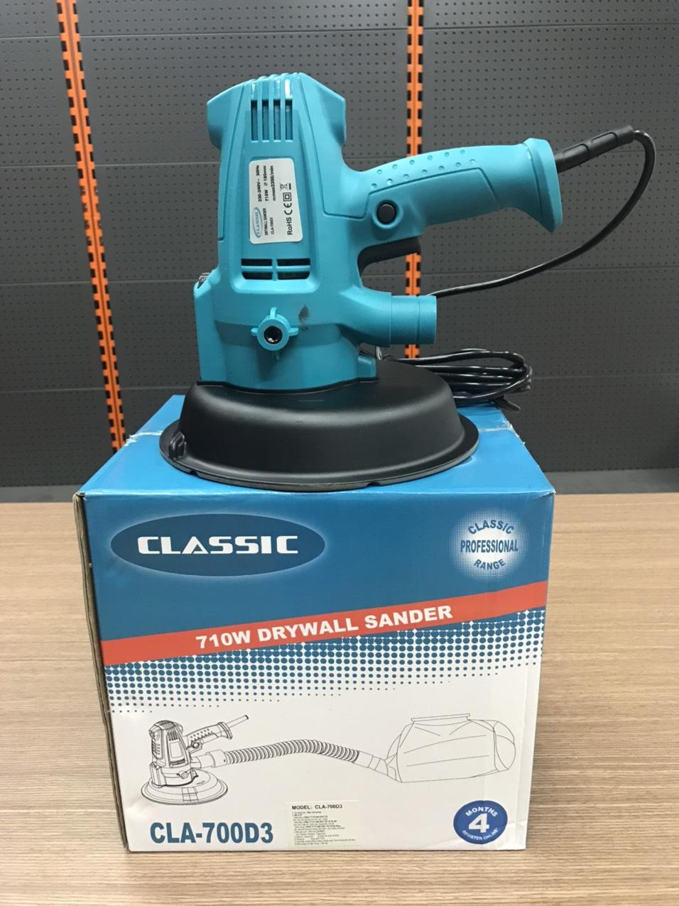 MÁY CHÀ TƯỜNG CLASSIC CLA-700D3 (180MM) (710W)- HÀNG CHÍNH HÃNG