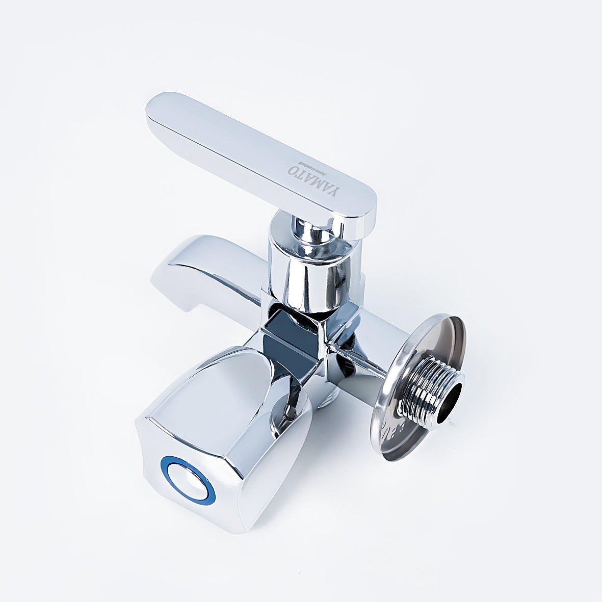 Vòi củ sen tắm lạnh 2 đường nước Yamato CSVB