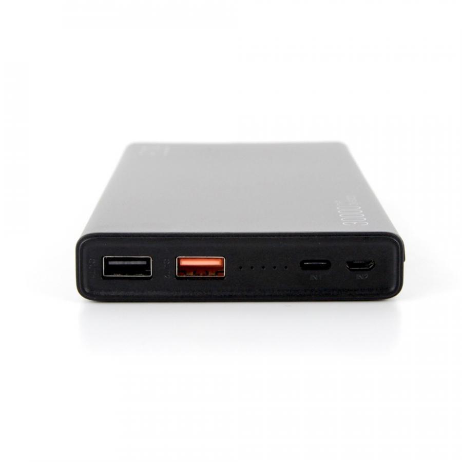Pin dự phòng Eloop E29, 30.000mAh USB-C, QC2.0 & 3.0 - Hàng chính hãng