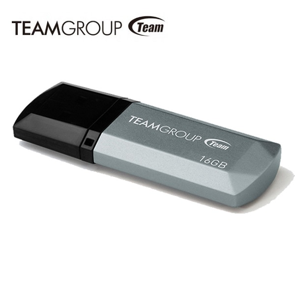 USB 16GB Team Group C153 (Màu xám) – Hàng chính hãng