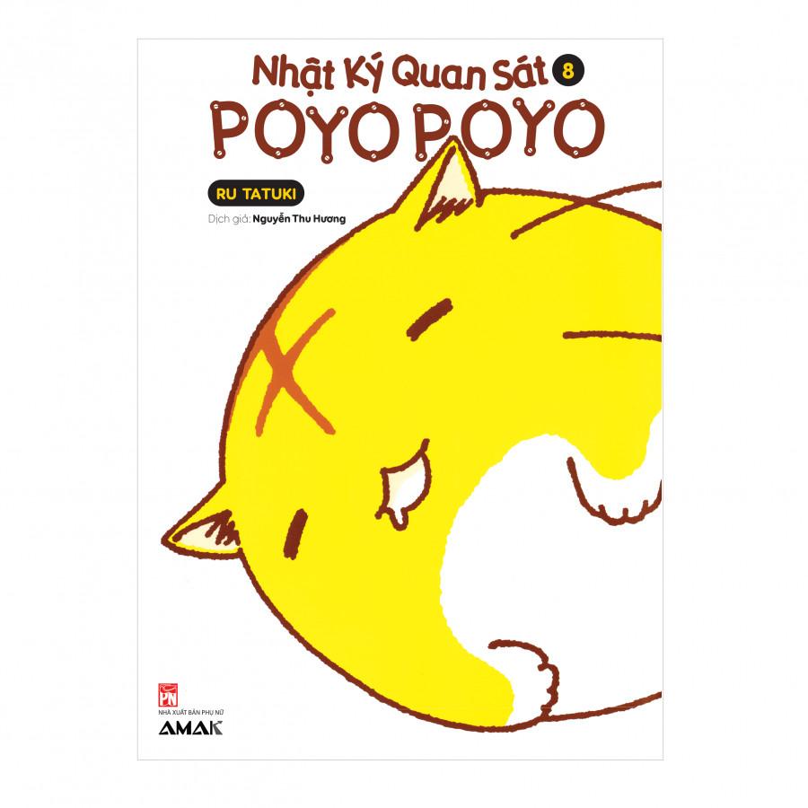 Nhật Kí Quan Sát Poyopoyo (Tập 8)