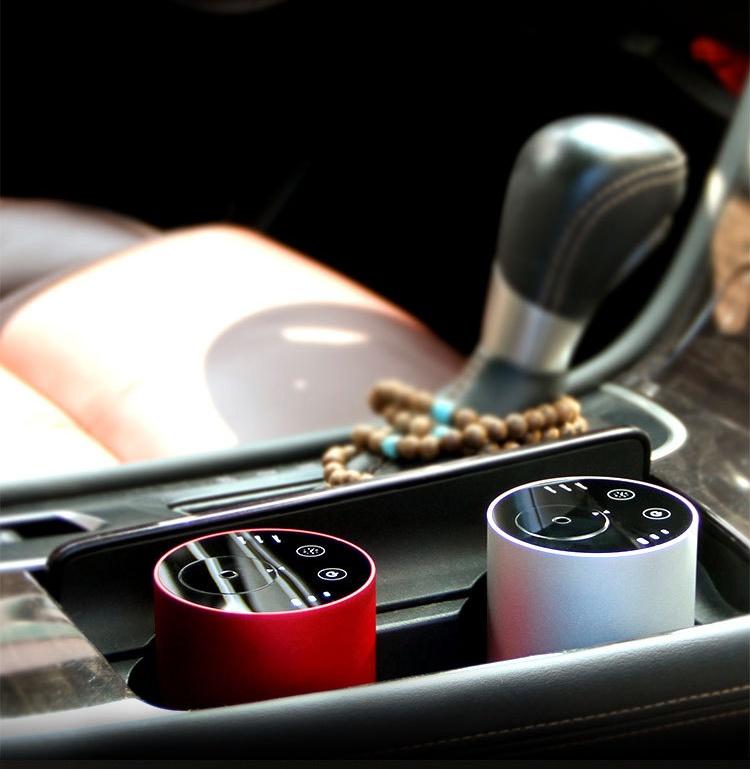 Máy tạo ẩm, lọc không khí/máy xông hơi trên xe ô tô/xe hơi - Chính hãng