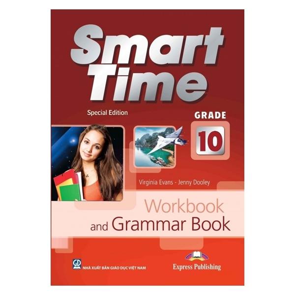 Smart Time Special Edition Grade 10 - Workbook & Grammar Book
