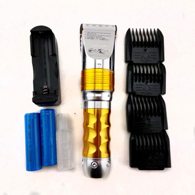 Tông Đơ Cắt Tóc Chuyên Nghiệp Không Dây USLION- Được nhiều thợ cắt tóc tin dùng