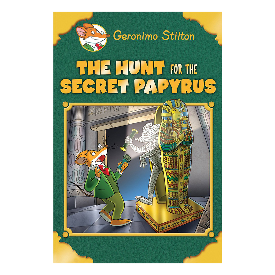 Geronimo Stilton Special Editions: The Hunt For The Secret Papyrus