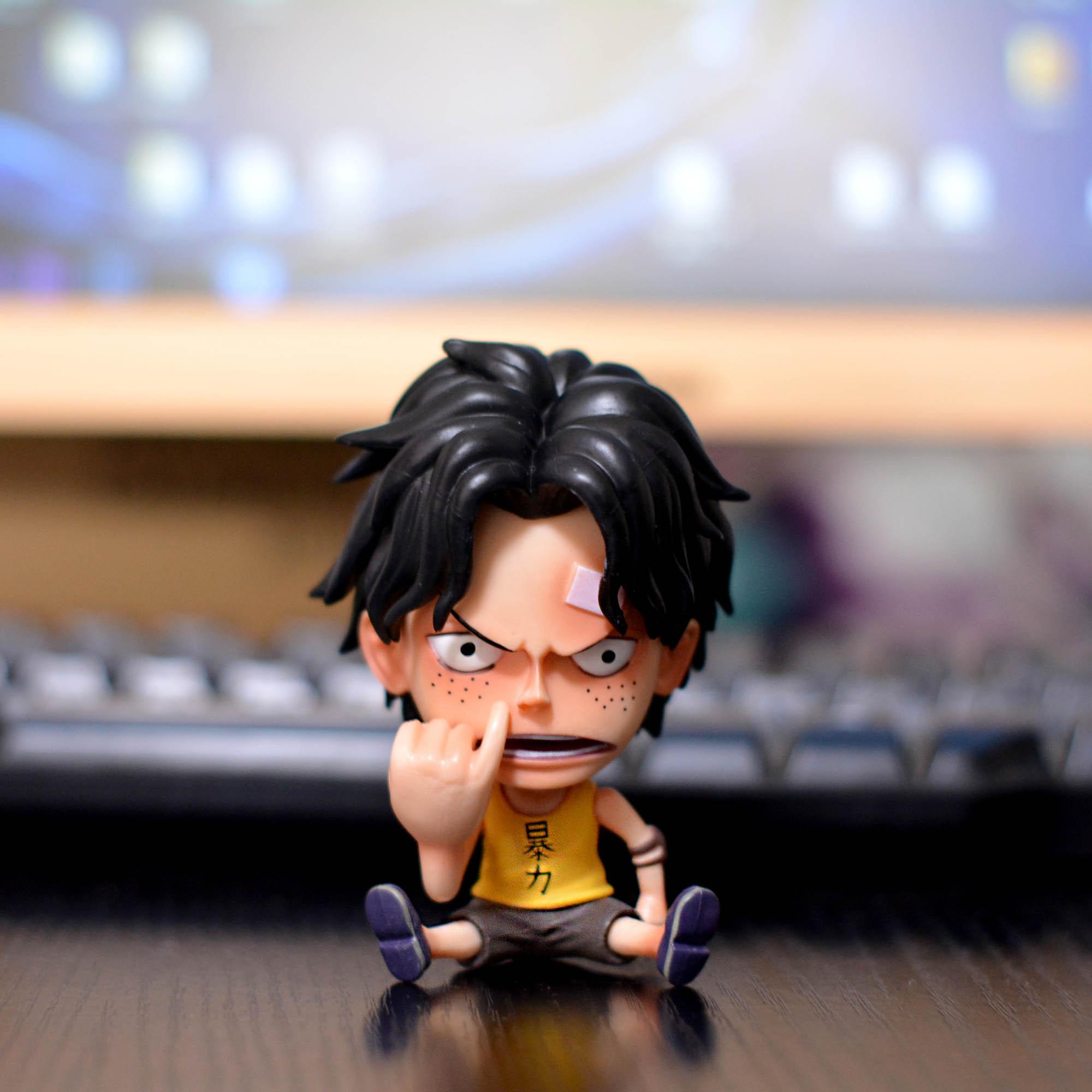 Mô Hình One Piece - Ace Chibi