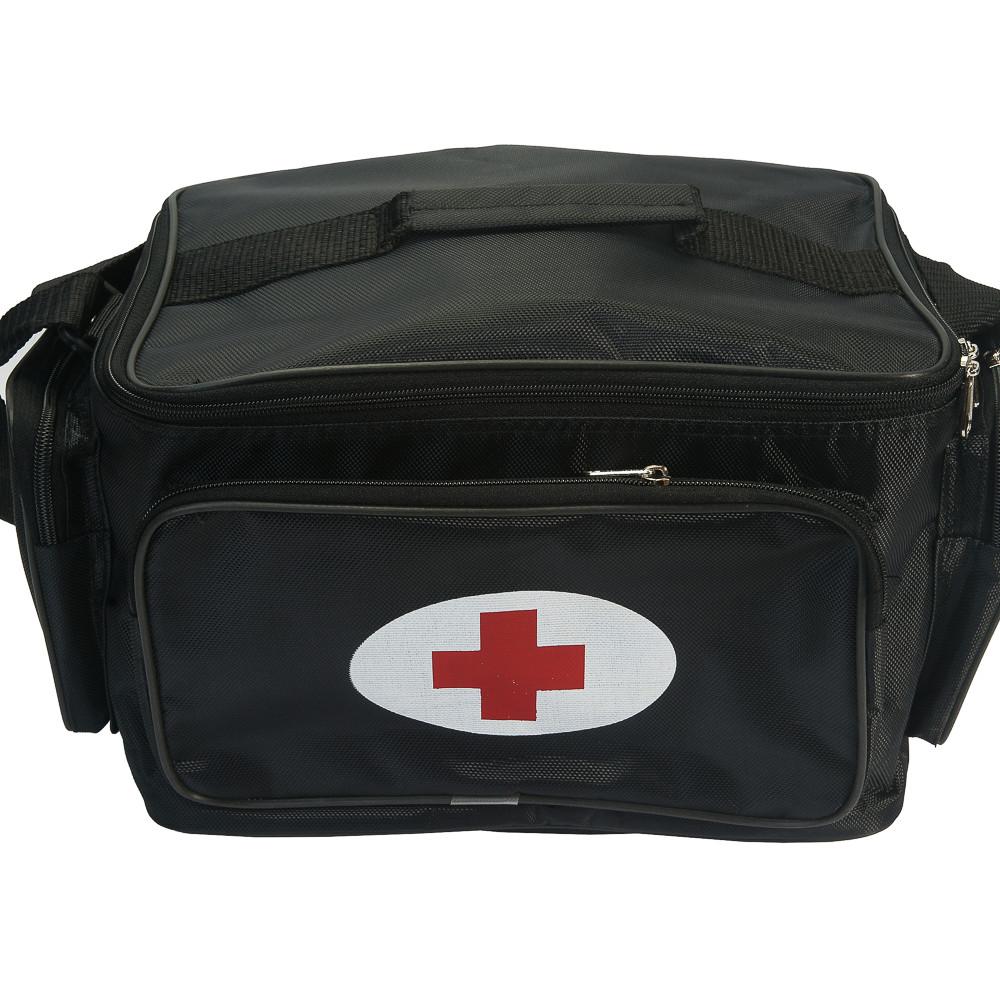 Túi cứu thương Đen nhỏ - 23cm x 15cm x 15cm