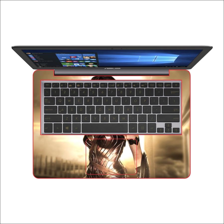 Mẫu Dán Decal Laptop Mẫu Dán Decal Laptop Cinema - DCLTPR 201