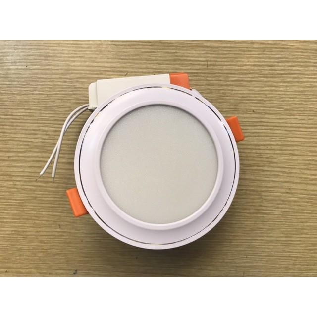 Đèn led Âm Trần 7w-3 chế độ sáng