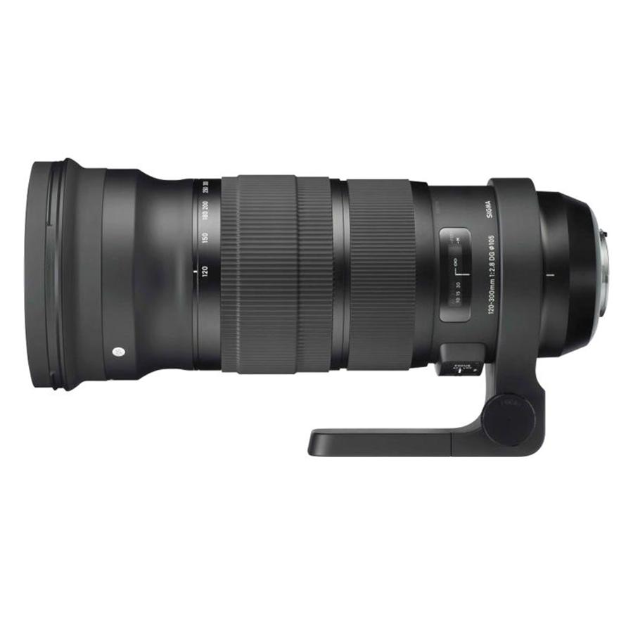 Ống Kính Sigma 120-300 F2.8 DG OS HSM Sport For Canon - Hàng Chính Hãng