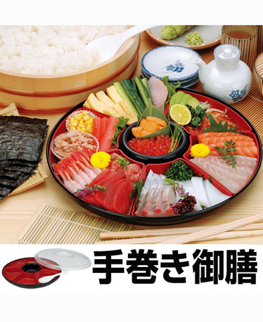Khay chia ngăn đa năng (đựng đồ ăn lẩu, sushi, bánh mứt kẹo) nội địa Nhật Bản