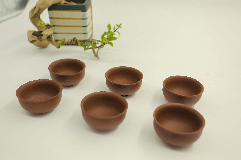 Bộ ấm gốm sứ - Bộ trà đất nung - Bộ ấm trà An Thổ Túc - Bộ ấm trà Nồi Đất