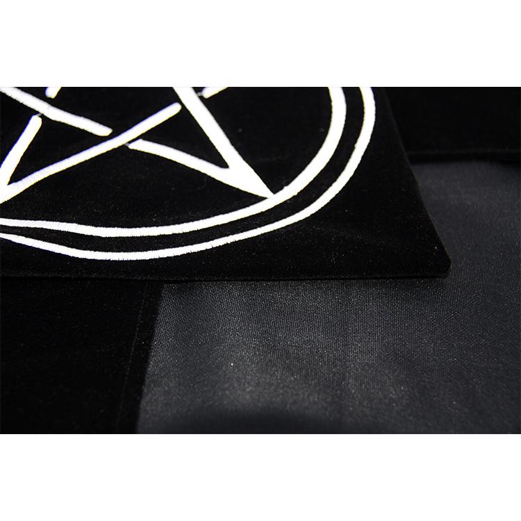 Khăn Trải Bàn Bài Tarot Pentacle Cao Cấp Pentacle Velvet Cloth